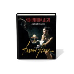 Neo Emotionalism (Book) by Fabian Perez - Book sized 11x14 inches. Available from Whitewall Galleries